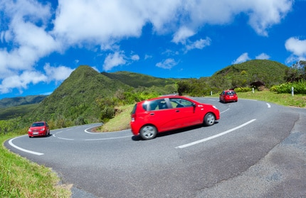 rental car Saint Pierre Réunion by RS Location